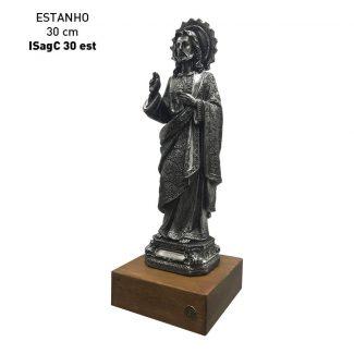 sagrado-coracao-de-jesus-isagc30est-estanho